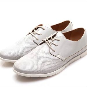 XPER Shoes - EXPER Men's Gray Leather Casual Shoe